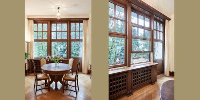 Fenster Tisch
