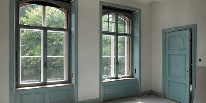 Fenster vor Umbau