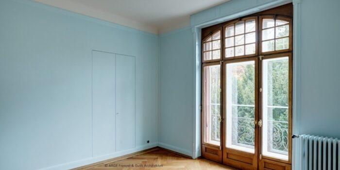 Fenster nach Umbau