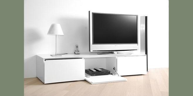 Massgefertigtes Sideboard für TV und mehr...